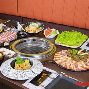 Top nhà hàng nướng lẩu ngon ở Tp.Hồ Chí Minh