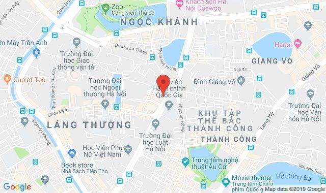 52 Nguyễn Chí Thanh, T.3, Q. Đống Đa