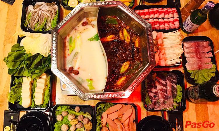 Nhà hàng Ẩm thực Trung Hoa – Đài Loan | Lẩu & Dimsum