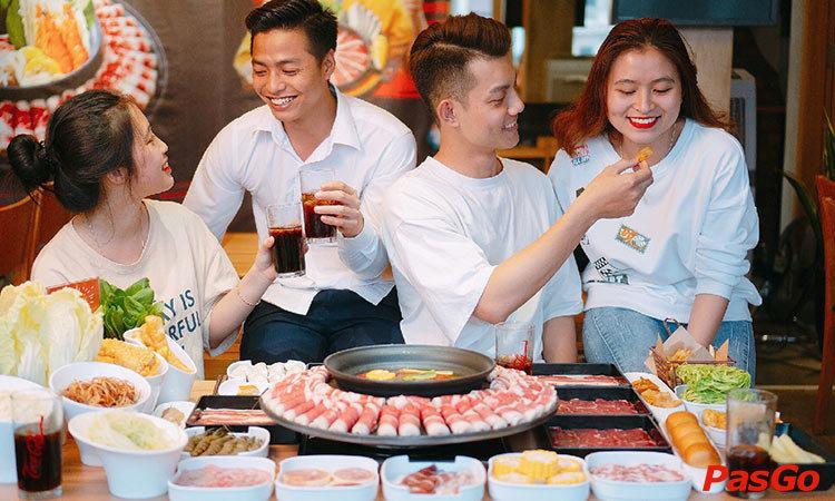 nha-hang-food-house-xa-dan-1