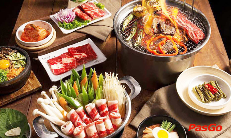 Excellent King Bbq Buffet Vincom Nguyen Chi Thanh Ngat Ngay Voi Best Image Libraries Counlowcountryjoecom