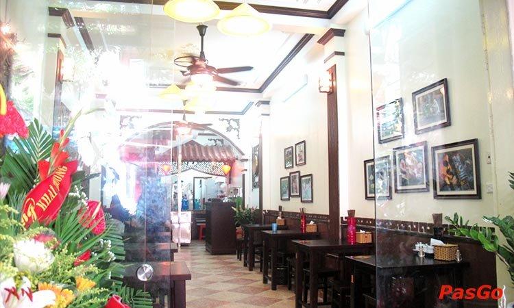 Nhà hàng Nét Huế Nguyễn Hữu Huân Ẩm thực Huế