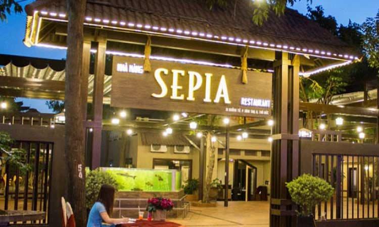 Nhà hàng Sepia - Thủ Đức - Hải Sản Tươi Sống, Cao Cấp