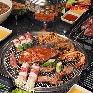 668 BBQ & hotpot Lê Văn Lương