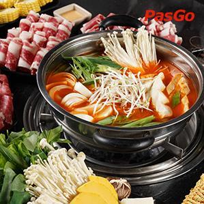 668 BBQ & hotpot Trần Thánh Tông