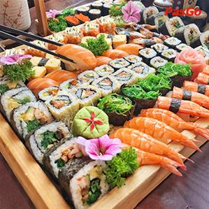 Alo Sushi Hàm Nghi