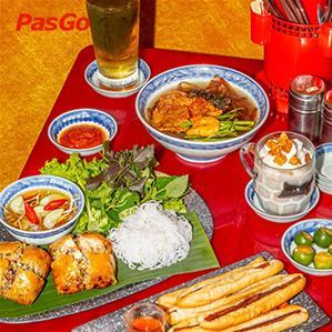 An Biên Eatery  108 D5 Trần Thái Tông