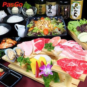 Anrakutei Japanese BBQ Mạc Đĩnh Chi