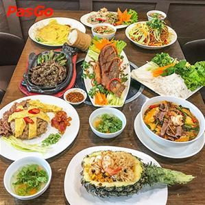 Bangkok Thai Cuisine Giảng Võ