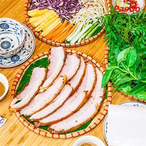 Bánh Tráng Thịt Heo Giang Mỹ Hoàng Đạo Thúy