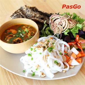 Bánh Tráng Thịt Heo Hoàng Bèo Kim Đồng