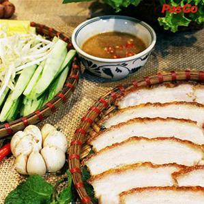 Bánh Tráng Thịt Heo Phú Cường - Vũ Phạm Hàm