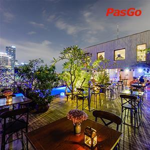Bar Bleu The Myst Đồng Khởi Hotel