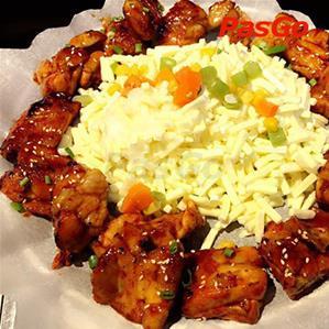 Barbos – Nhà hàng Gà Hàn Quốc Lê Thị Riêng