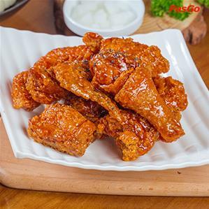 Bay Chicken Gà rán Hàn Quốc Hàng Bún