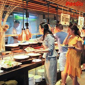 Bay Seafood Buffet Hồ Tây
