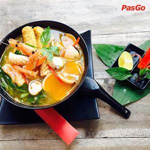 Bếp Thái Koh Yam Thái Hà