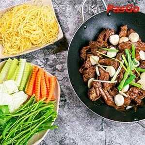 Bếp Xuka Hoàng Ngân