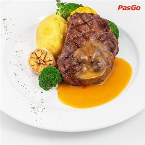 Bò King Beefsteak  Đào Tấn