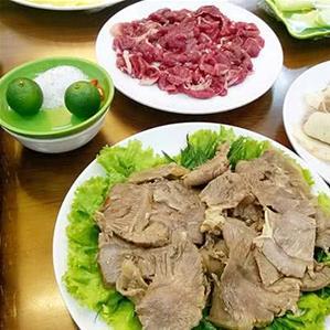 Bò Nhúng Dấm 555 Trung Hòa – Phút Sum Vầy Bên Nồi Lẩu