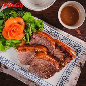 Bò Tơ Quán Mộc Nguyễn Thị Định