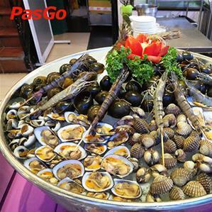 Buffet Khách Sạn Hương Sen Đồng Khởi