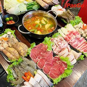 Buffet Lẩu TacaTaca Nguyễn Khoái