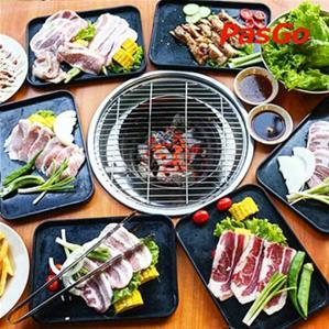 Buffet Nướng Lẩu Koishi BBQ Đại Từ