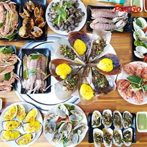 Buffet Sapasa - Seafood BBQ & Hotpot Nguyễn Huy Tưởng