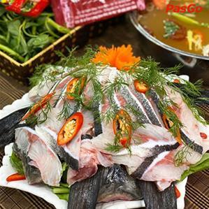 Cá Giò Viễn Đông Bạch Đằng