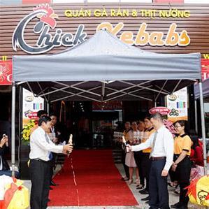 Chick Kebabs Lê Đại Hành