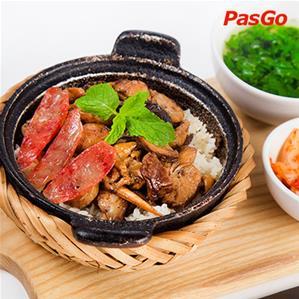 Cơm Niêu Singapore Kombo – Giảng Võ – Cơm niêu đặc biệt chuẩn vị