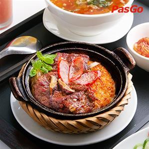 Cơm Niêu Singapore Kombo Vương Thừa Vũ