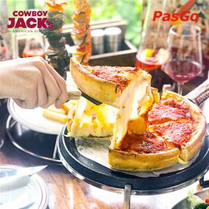 Cowboy Jack's American Dining Mipec Tây Sơn