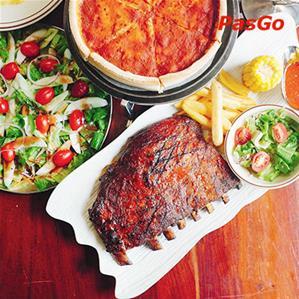 Cowboy Jack's American Dining Trần Thái Tông