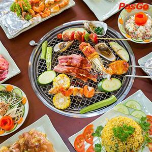 DK BBQ & Hotpot Buffet Hồng Hà