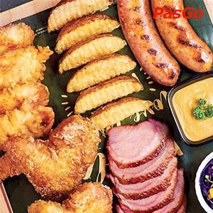 Food Street Điện Biên Phủ
