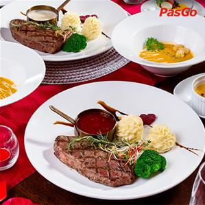 Grill66 Steakhouse Hào Nam