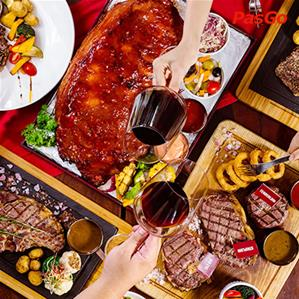 GRILL66 Steakhouse Lê Văn Hưu