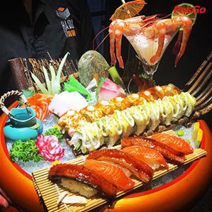 Hadu.Sushi Xã Đàn