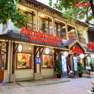 Hải Sản Talata Huỳnh Thúc Kháng