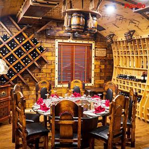Hầm Rượu Vang Wine & Wood Hàn Thuyên