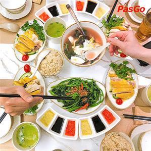 Kampong Chicken House Aeon Mall Hà Đông
