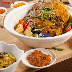Khách sạn Sunway Hotel Hanoi – The Restaurant