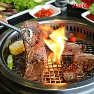 King BBQ Buffet Aeon Mall Bình Tân