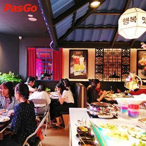 King BBQ Buffet Nguyễn Văn Quá
