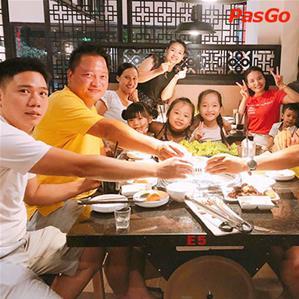 King BBQ Hàm Nghi