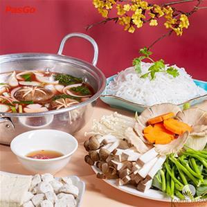 KVegetarian Restaurant & Café Phan Đăng Lưu