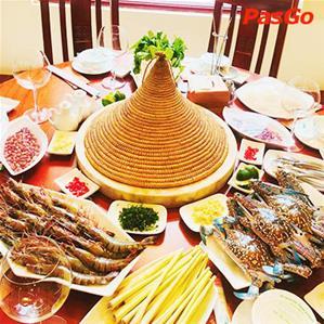 Lam Huyền - Đặc sản lẩu hơi nồi đá