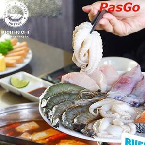 Lẩu Băng Chuyền Kichi Kichi Cao Thắng